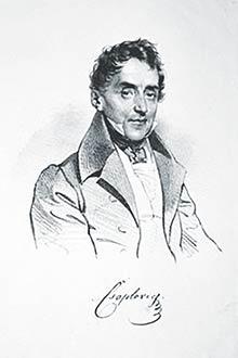 Ján Čaplovič de Jeszenova(1780– 1847) slovenskýevanjelickýadvokát,publicista,etnograf