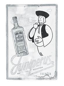 Stojanová reklamná tabuľa JUNIPERUS
