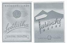 Etikety firmy LIKVÍNA