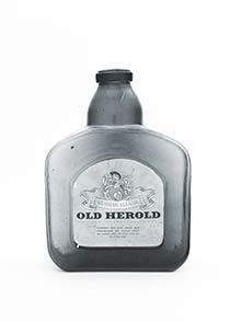 Pôvodná fľaša OLD HEROLD