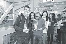 Zábery zprezentácie rôznych ročníkoch výstavy Danubius Gastro vBratislave