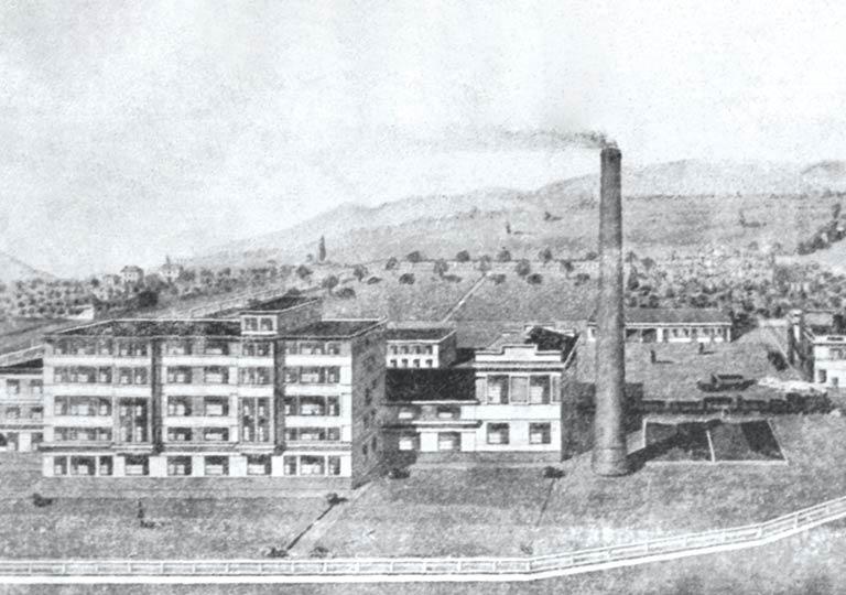 Spoločnosť Old Herold