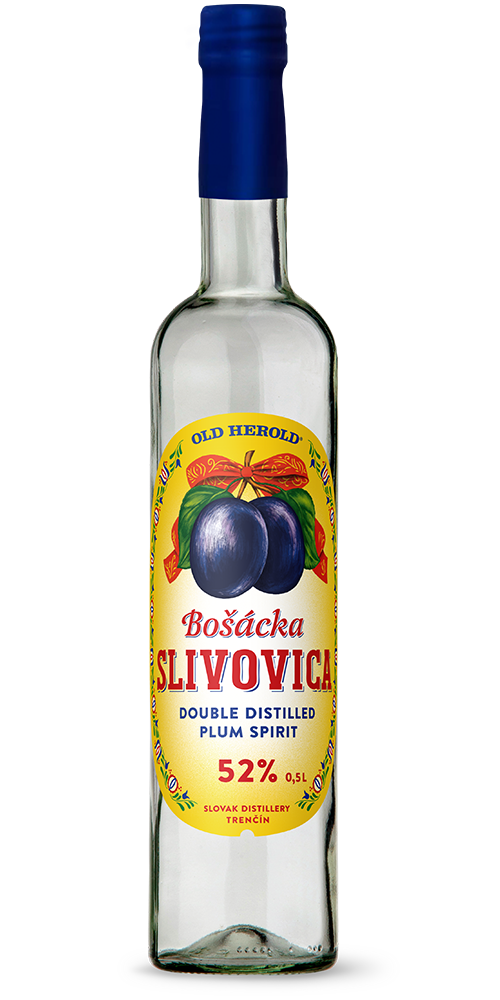 Bošácka slivovica exclusive 0,5 l
