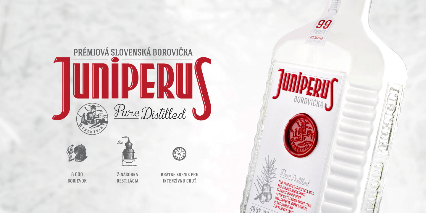 Juniperus Pure Distilled