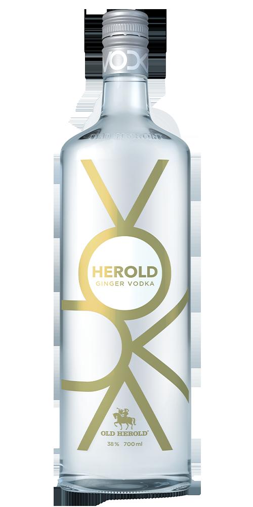 Herold vodka zázvor