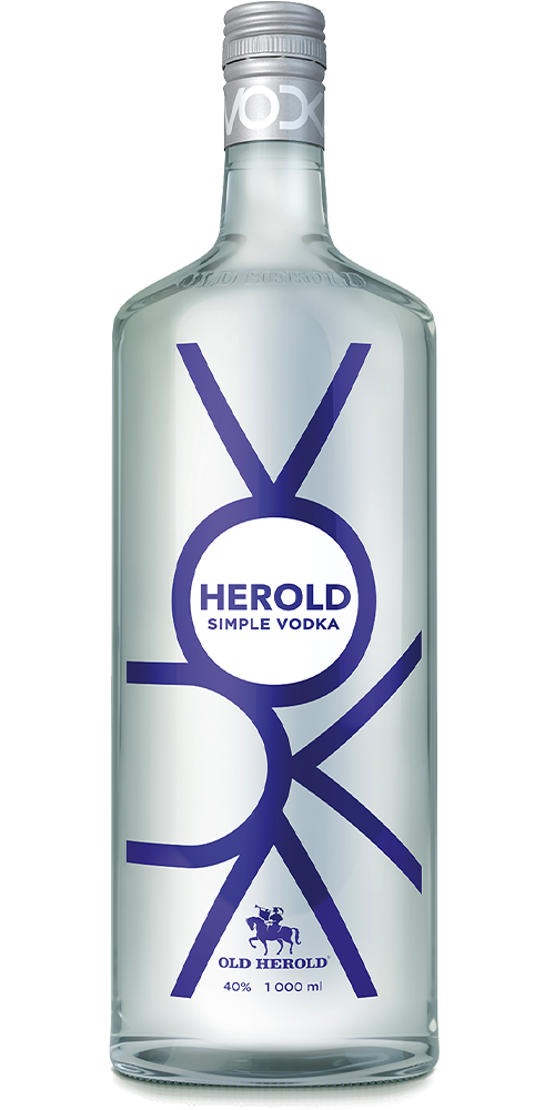 herold vodka simple 1 l