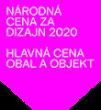 Národná cena za dizajn (NCD) 2020, kategória Obal a objekt