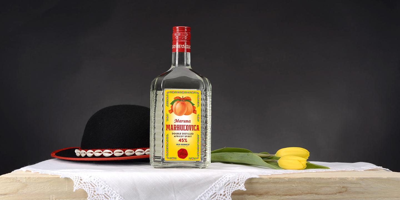 Maruna Marhuľovica - tajomstvo ovocia