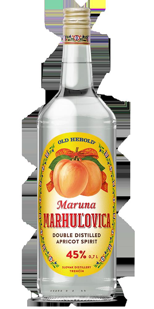 Maruna marhuľovica 0,7 l