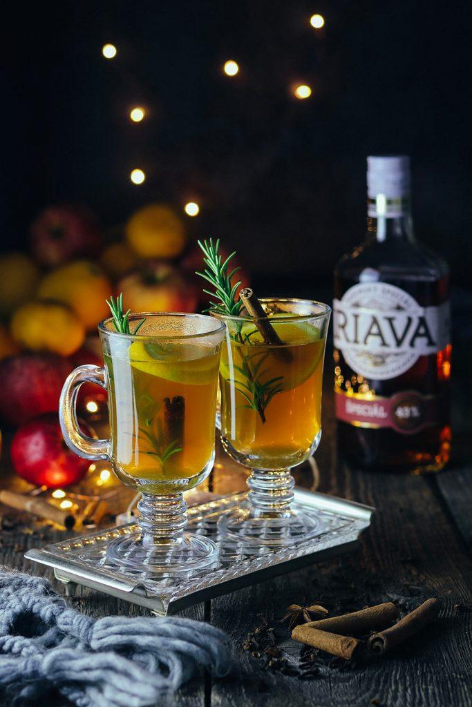 Recept na horúci nápoj Casa Coolinari