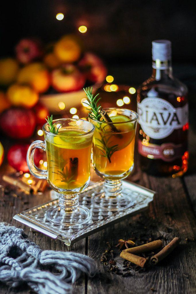 Ako si pripravíte sviatočný nápoj s Riavou