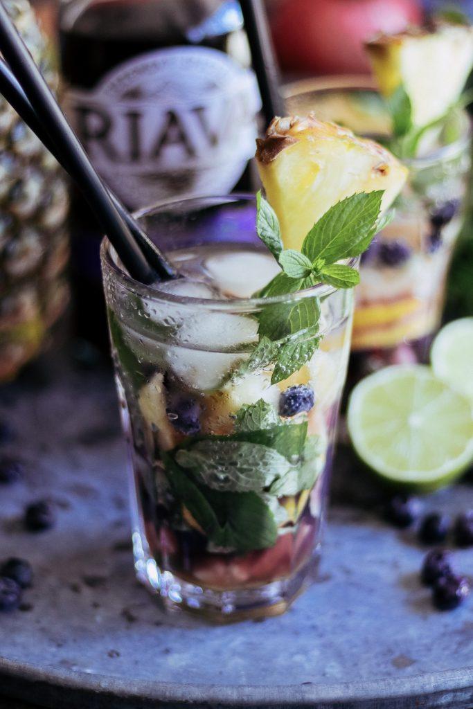 miešaný nápoj