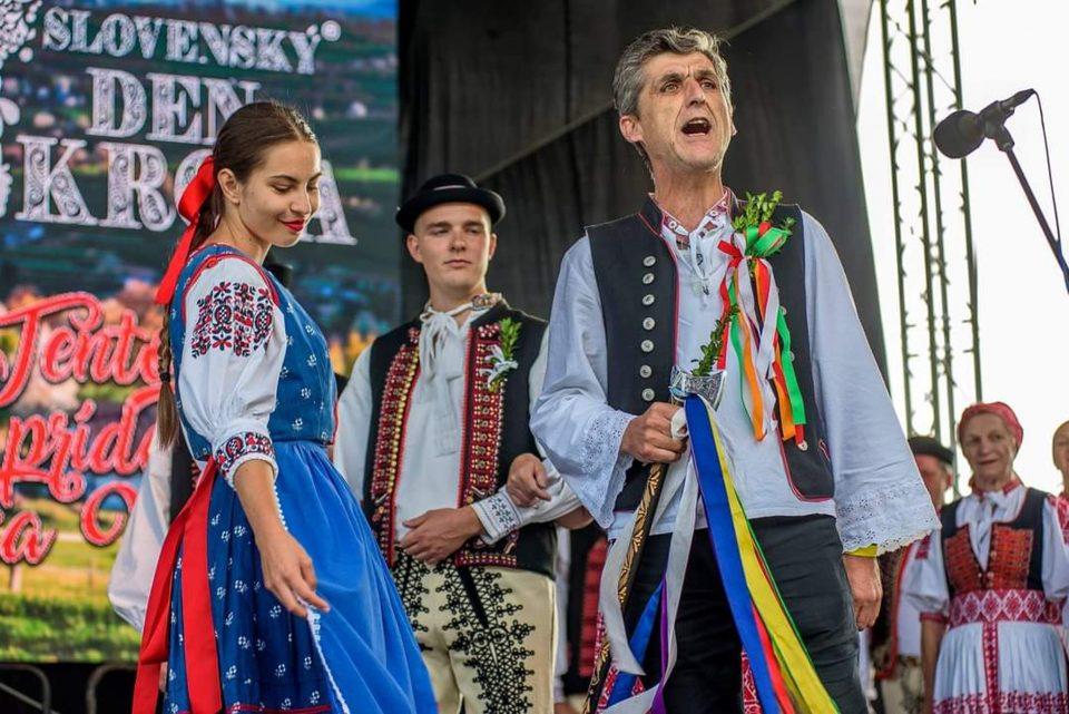 slovenský deň kroja 2020