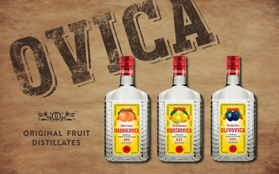 OVICA – pravý ovocný destilát  – časť II.