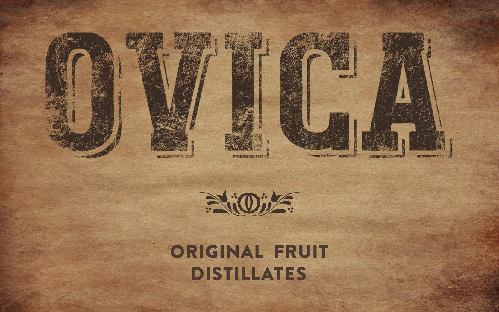 OVICA – pravý ovocný destilát – časť I.